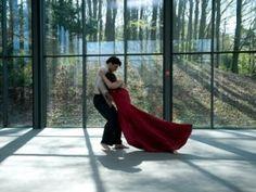 Pina Bausch L'erotismo, nella danza, è il motore principale: trattasi alla fin fine di corpi che si torcono in un continuo mimo dell'atto sessuale e non a caso spesso il ballo viene utilizzato da uomini e animali come metodo di corteggiamento