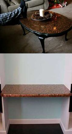 Penny Designs, 25 DIY Ideas for Home Decorating with Majestic Copper Glow