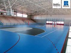 Decoflex Universal Indoor Sports Flooring Rengo Chile Indoor Sports Sports Universal