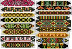 Native American Loom Beading Patterns | bead loom pattern