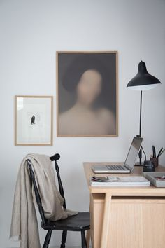 my scandinavian home: Before & After: My Scandinavian Home Office Make-Over