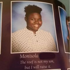 19 More Of The Greatest Yearbook Moments Of All Time (Volume - Funny Or Die Funny Yearbook Quotes, Senior Quotes, Funny Quotes, Quotes Quotes, Humorous Sayings, Life Sayings, Mood Quotes, Really Funny Memes, Funny Stuff
