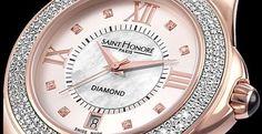 Swiss Made Women Luxury Watch