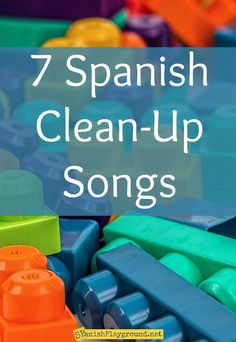 learning spanish Spanish clean-up songs establish routines and teach language. These songs for a range of ages make cleaning up more fun and teach high-frequency vocabulary. Spanish Lessons For Kids, Preschool Spanish, Learning Spanish For Kids, Spanish Activities, Teaching Spanish, Spanish Grammar, Learning Italian, French Lessons, Teaching French