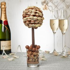 GiftPup's Malteser Sweet Tree makes a great addition to any event. Personalised Sweet Trees can be personalised and dispatched within only 48 hours. Toffee Crisp, 20th Wedding Anniversary Gifts, Personalized Retirement Gifts, Sweet Trees, Bridesmaid Proposal Gifts, Chocolate Gifts, Gift Ideas, Interactive Table, Tree Table