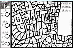Éditions Maternailes : des fichiers pour lécole maternelle, petite, moyenne et grande sections Numicon, Grande Section, 5 Year Olds, Diy For Kids, Kids Learning, Coloring Pages, Education, Coding, School