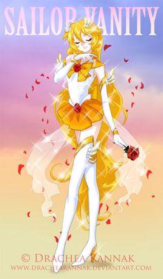 Sailor Vanity by CatOfMoon.deviantart.com
