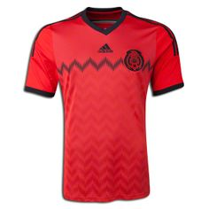 El Tri is ready to take on the world in the new #adidas #Mexico Away Jersey 2014.