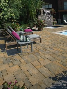 Patio and Pool Design Gallery