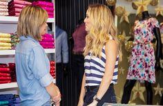 """Quem me acompanha no instagram (@cristamer)deve ter visto que no último dia 27, eu e a linda Helena Lunardelli, estivemos na flagship store da Dudalina dando dicas de moda e de looks para as clientes que foram até a loja conhecer a nova coleção """"Cápsula Capri"""" e comemorar os 4 anos da marca naquele endereço. …"""