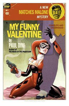 My Funny Valentine by Paul Dini (Batman, Joker, Harley Quinn)