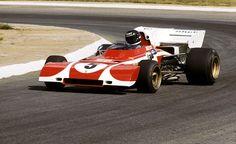 1972 GP RPA (Jacky Ickx) Ferrari 312B2