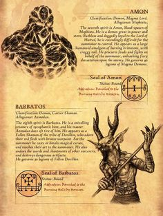 Click this image to show the full-size version. Dark Creatures, Mythical Creatures Art, Mythological Creatures, Magical Creatures, Fantasy Creatures, Occult Symbols, Occult Art, Myths & Monsters, Satanic Art