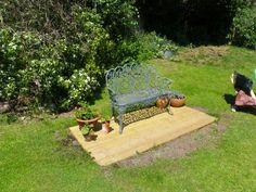 image result for how to hide septic tank lids - Garden Ideas To Hide Septic Tank