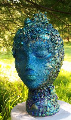 THE   Fantastic Bead Mosaics  Queen of the DEEP