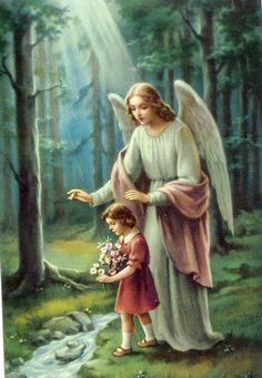Santo Ángel de la Guarda mi dulce compañía no me desampares ni de noche ni de día, Con Dios me acuesto y con Dios me levanto, con la gracia y favor del Espíritu Santo Amén. Cuantas versiones no he…