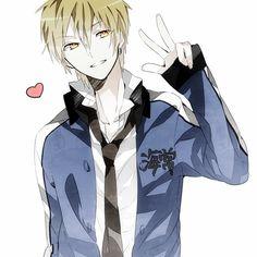 Anime Boy :) <3
