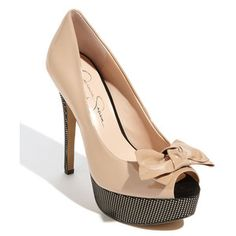 Jessica Simpson heels are the BEST !
