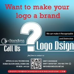 We are the team of professional logo designers which have years of hands on experience of successfully designing corporate logos. Our expertise is in custom logo, flyers, brochures and stationary designs. We are based in Dubai, UAE and we have large list of clientele who trust us and we have produced results for them. We are the number one choice for companies who need quality and reliability. Do choose us for crafted your corporate image. Call us now. 971 569367267 971-043350229