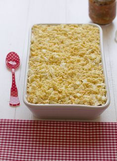 Lasaña de verano II | Cocinando en un rincón del mundo Macaroni And Cheese, Food And Drink, Cooking, Breakfast, Ethnic Recipes, Diabetes, Gastronomia, Gourmet, Smoked Salmon