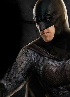 Encore de la promo, toujours de la promo, la même promo...pour Justice League. Avec une photographie officielle du Dark Knight. Et cette fois, Batman ne p