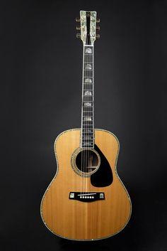 John Denver's 1978 Yamaha L-53 Guitar