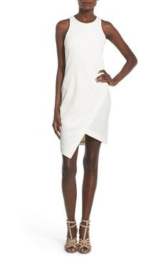 df91ea8457 Free shipping and returns on Leith Stretch Crepe Tank Dress at  Nordstrom.com. A