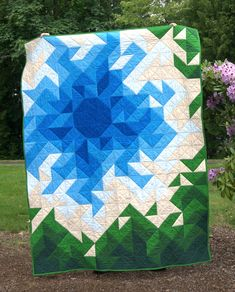 Summer Brilliance Quilt Pattern