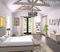 Design Home App, House Design, Game Design, Decoration, Toddler Bed, Gallery Wall, Interior Design, Furniture, Home Decor