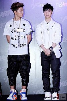 WIN: Who Is Next Team B B.I. & Jin Hwan