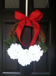 christmas wreath- holiday wreath