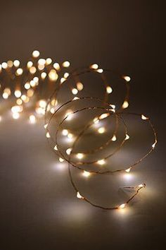 LED LIGHTS - Fairy lights, LED branches, LED party lights