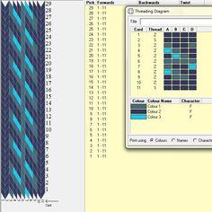 Diseño 11 tarjetas, 3 colores