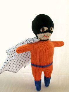 Superhéros by dentsdeloup sur Etsy