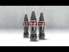 Brograph Tutorial 014 - Rendering A Cola Bottle With Condensation Cinema 4d Tutorial, 3d Tutorial, Cg Art, Art 3d, Vray For C4d, Maxon Cinema 4d, Smudging, Adobe, Animation