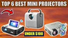 Projector Reviews, Best Projector, Home Theater, The 100, Gadgets, Led, Mini, Amazing, Products
