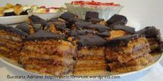 Prajitura cu miere si nuca, Rețetă Petitchef French Toast, Deserts, Favorite Recipes, Breakfast, Food, Morning Coffee, Essen, Postres, Meals