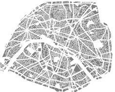 Paris from above.