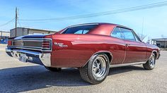 1967 Chevrolet Chevelle SS Sport Coupe
