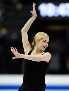 Gracie Gold Photos - 2016 Prudential U.S. Figure Skating Championship - Day 1 - Zimbio