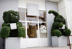 B. Braithwaite originated when Interior Designer Nancy Braithwaite saw a children's boutique in Paris and convinced her daughter Chaffee to...