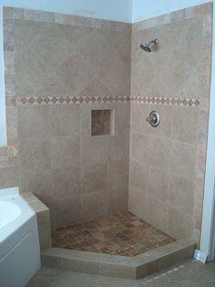 Shower valve, Mosaics and American standard on Pinterest