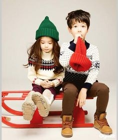 Adorable Asian Babies Who Dress Better Than You