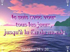 promesse - Mt 28:20