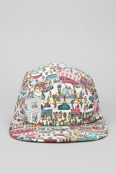 Where's Waldo 5-Panel Hat - Urban Outfitters