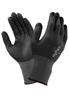 Cheap Ansell HyFlex 11-840 Multi-purpose gloves mechanical protection deals week