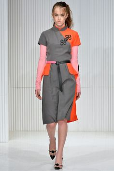 London Fashion Week Day 3 Ashley Williams Spring/Summer 2015  Ready to wear  14 September 2014