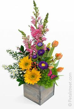 mother's day flower arrangements ideas