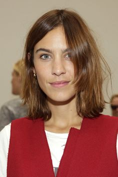 The beauty of Alexa Chung knows no bounds. Let's review the pictorial evidence... from the beginning.