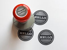 Gift idea: design a custom stamp for somebody from Stamptitude.com.